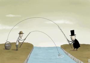 Caricatura-Capitalismo