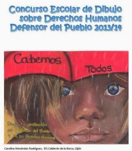 Concurso dibujo Defensor Pueblo