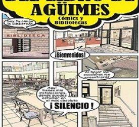 comics y biblioteca